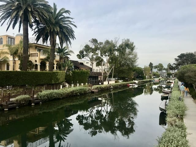 Venice Canals District