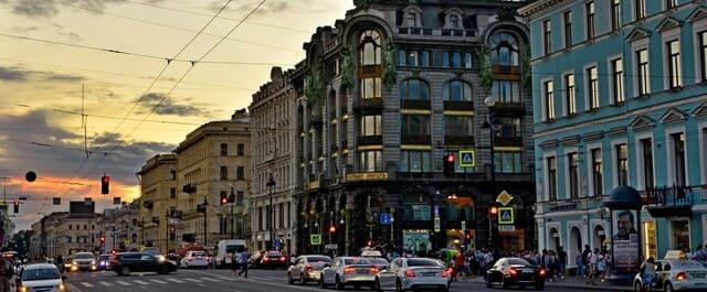 Nevsky Prospect Saint Petersburg